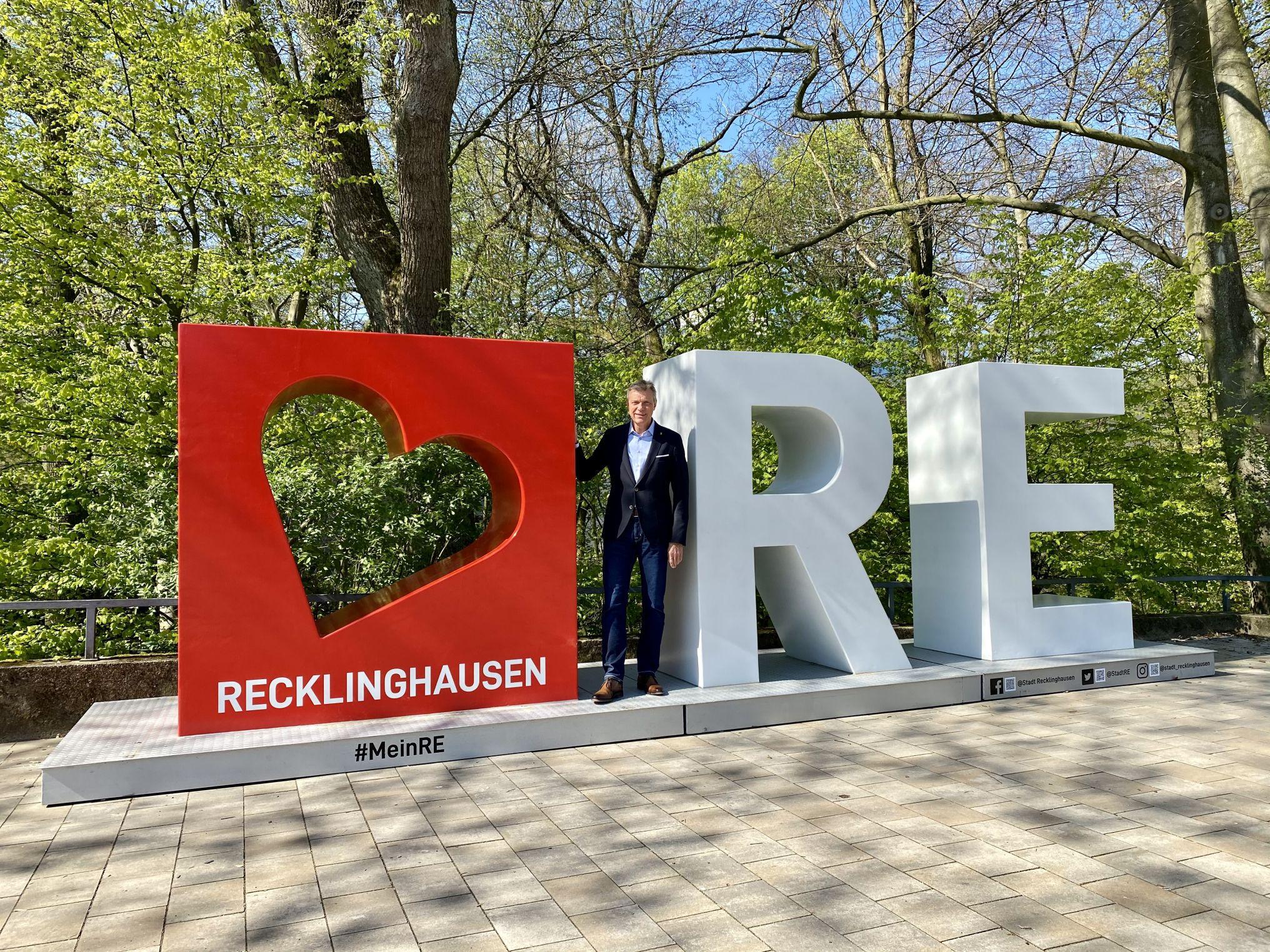 Neues Fotomotiv für Recklinghausen
