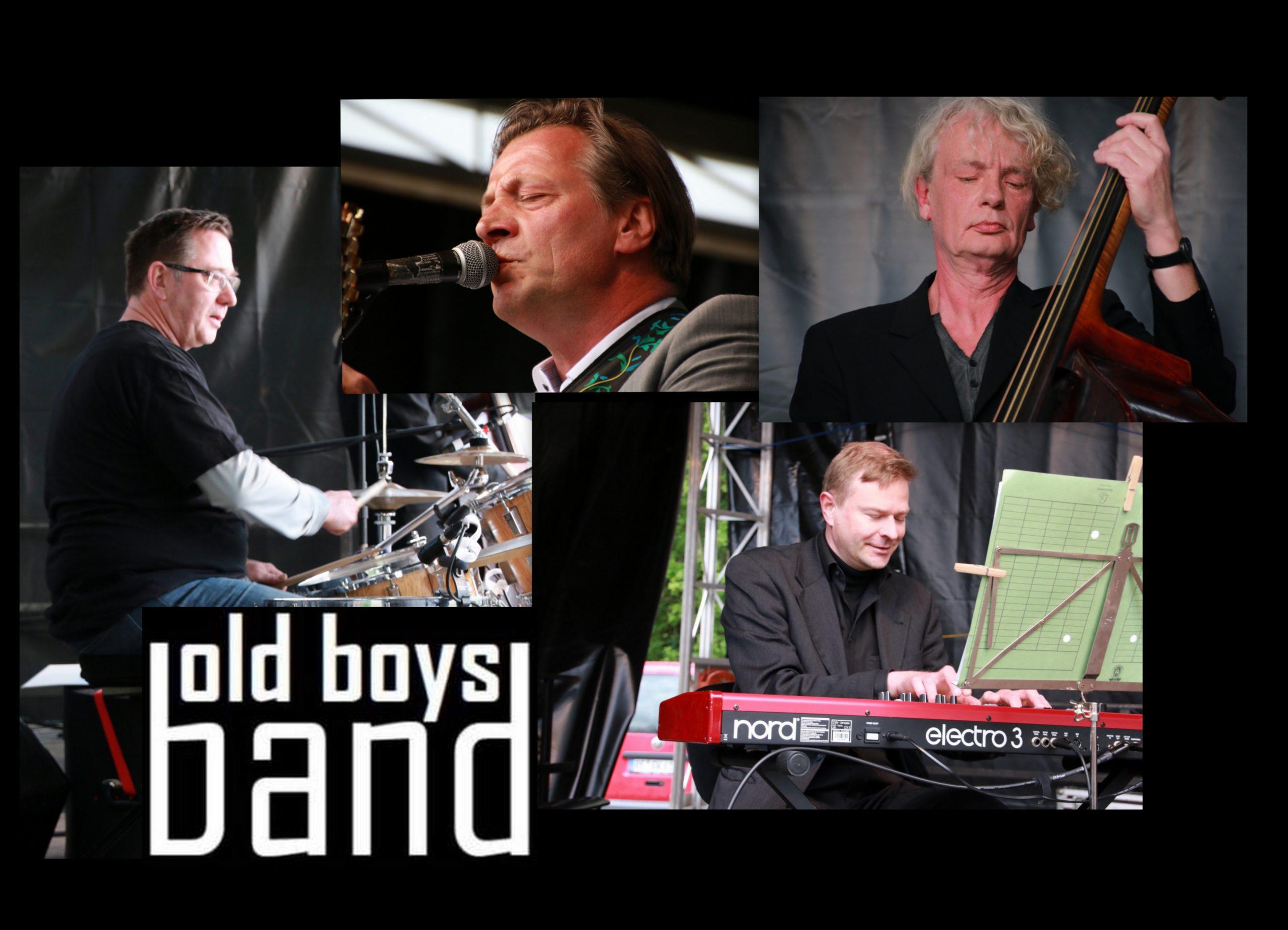 HofKultur: Auftakt mit der Old boys band