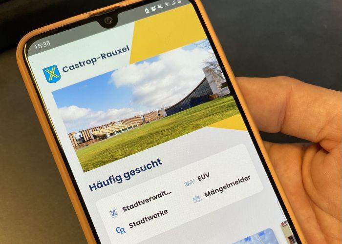 Neue Version der CAS-App