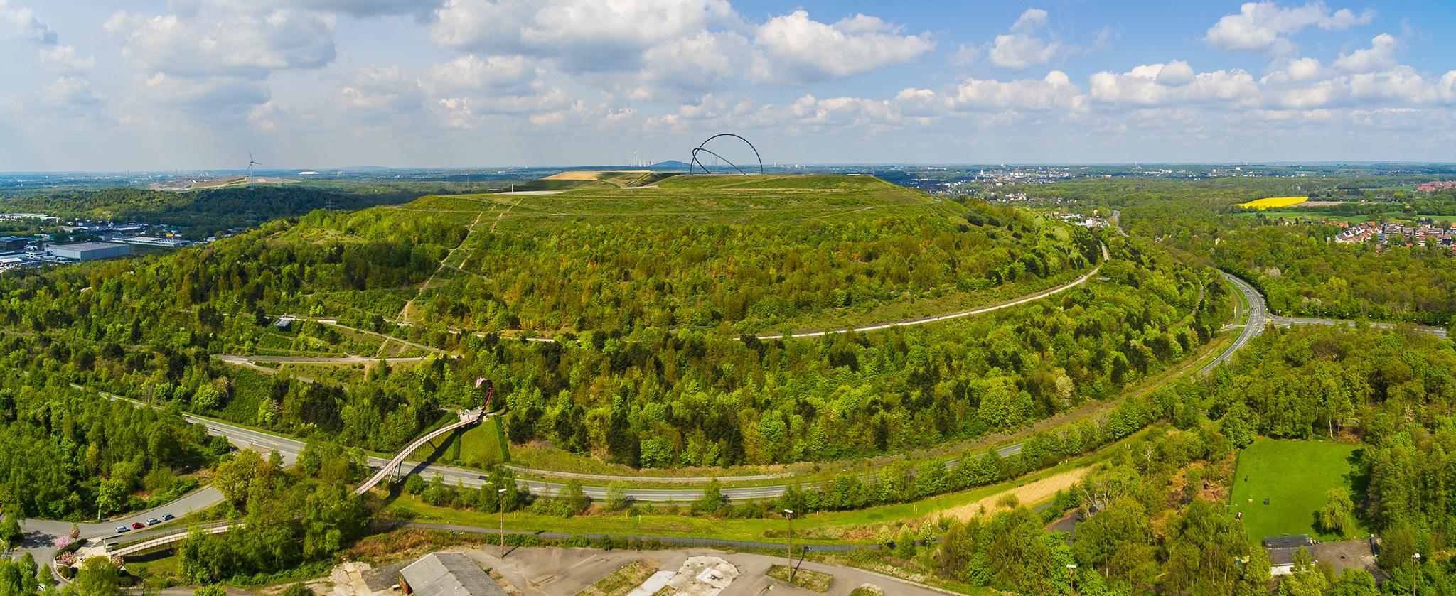 """Besucherzentrum Hoheward lädt zur """"Pütt und Panorama""""-Tour"""