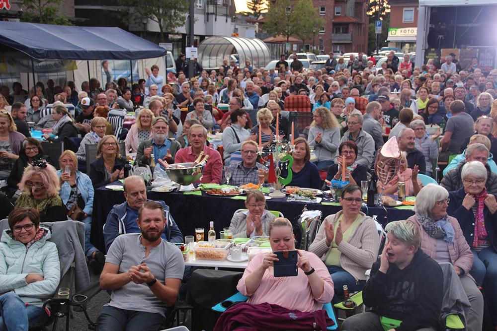 Bürgerpicknick - Tag der Vereine - Ickern-Messe