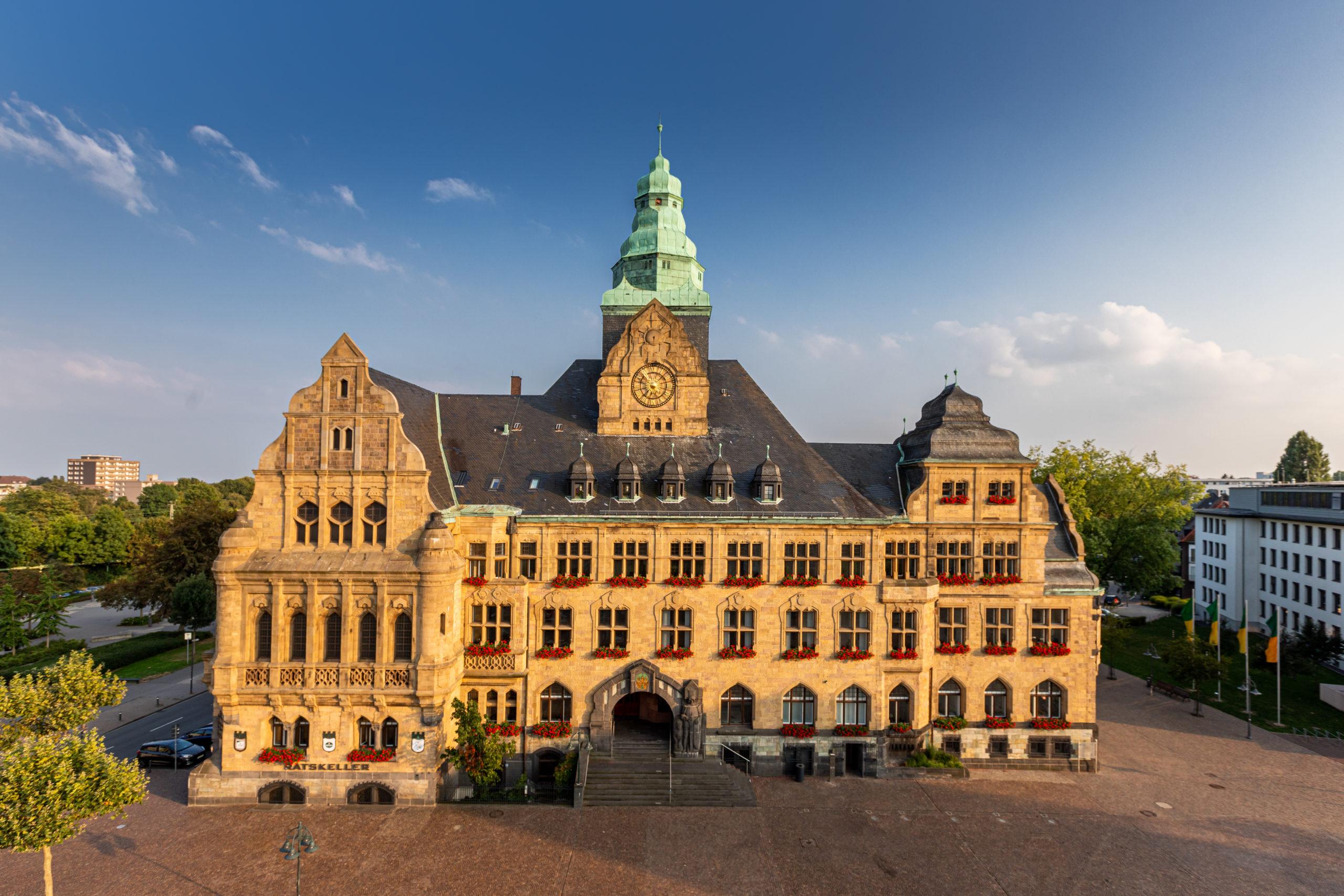 Erstes Rathauskonzert der Saison 2021/2022