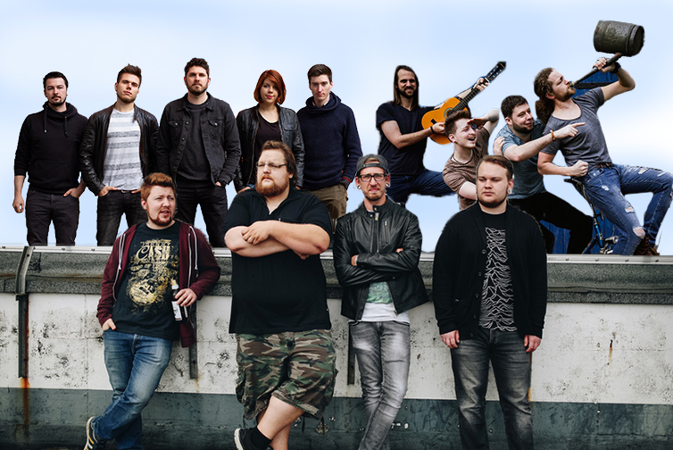 Rock, Punk und Ska: Clubraum-Contest in Waltrop